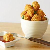 Cornflake Chicken Bites