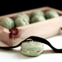 Kaya Macarons