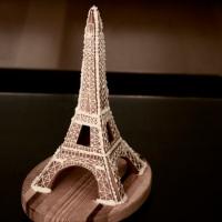 Gingerbread Eiffel Tower
