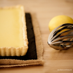 Lemon Coconut Tart
