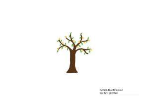 Lemon Tree Template-01
