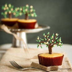 Lemon Tree Cupcakes