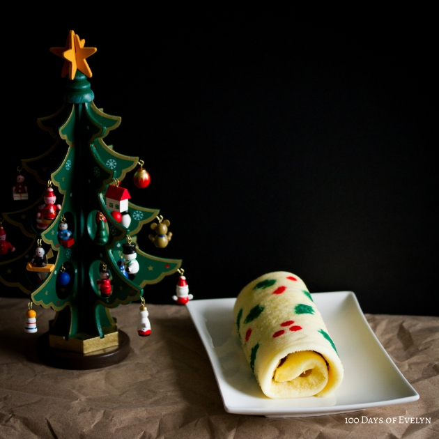 Christmas Swiss Roll