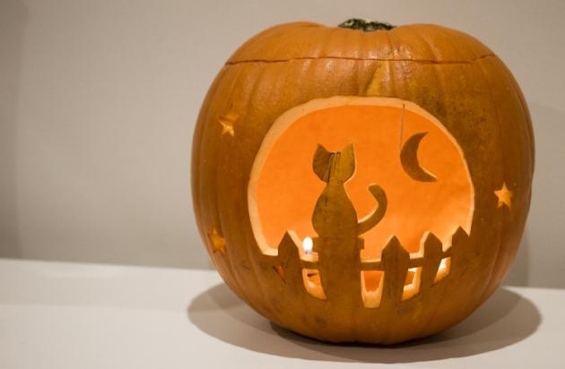 Jas' pumpkin 2
